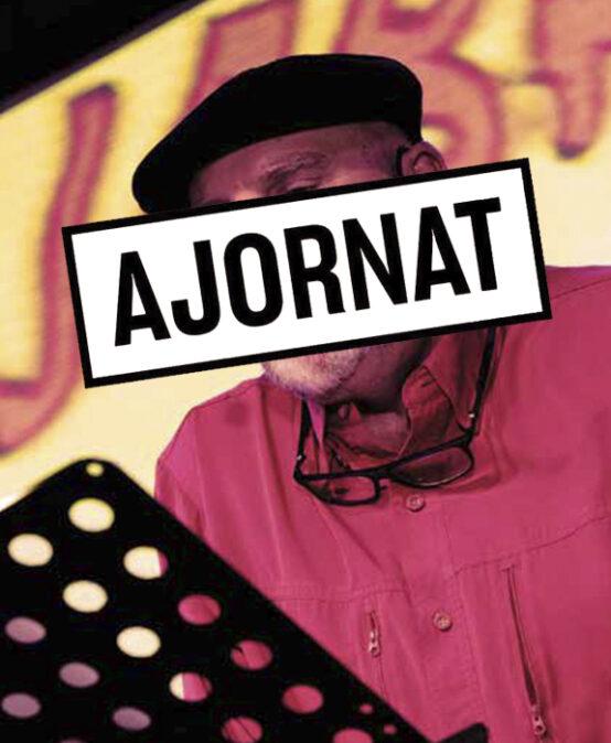 AJORNAT!!! HOSTES SPOKENWORLD: Antón Reixa presenta Melancoholemia (vida de Mamarracho)