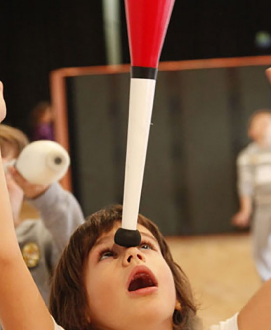 NADAL: Taller de circ per a xiquets, joves i adults