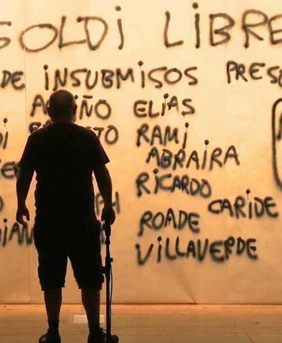 INAUGURACIÓ TEMPORADA: Goldi Lliure de Grupo Chévere (Galícia)  | Encuentro PaRedes