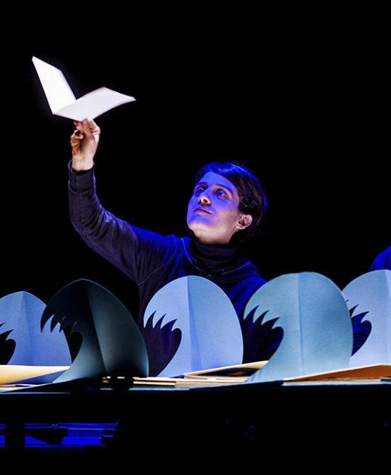 TEATRE | SONA BAIXET FEST: Pop up de Teatro delle Briciole