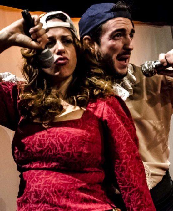 ESO: Els viatges d'Àlex i Elena de Cia. Teatro del Contrahecho