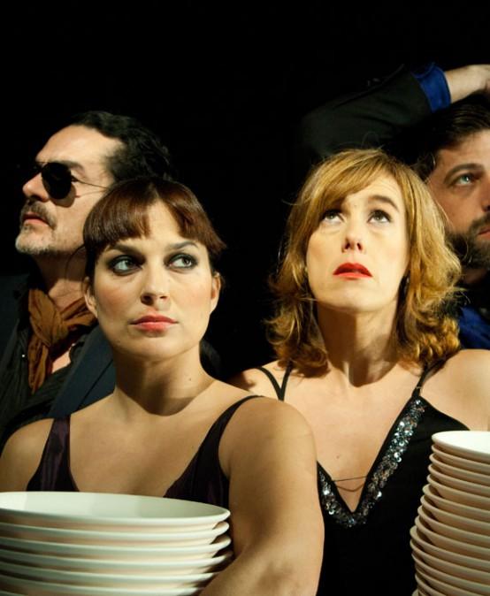 Acosos y derribos SL Coproducció de Cia. Teatro de lo Inestable (València) i CulturArts