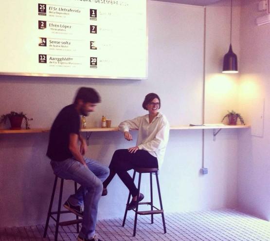 entrada cafe