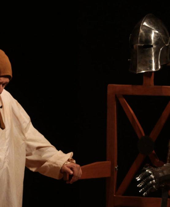 BATXILLERAT: Joanot, Cia. Esclafit Teatre