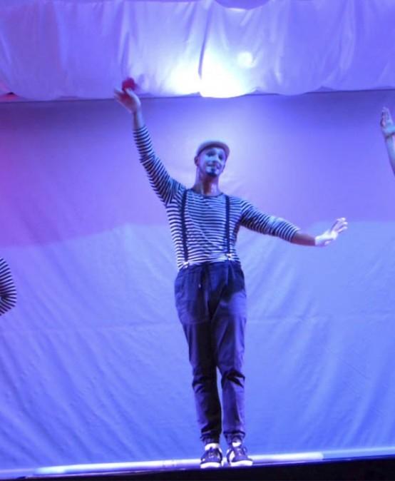 NAVIDAD #30TeatreRavalG: Objetos perdidos, de Spinish Circus