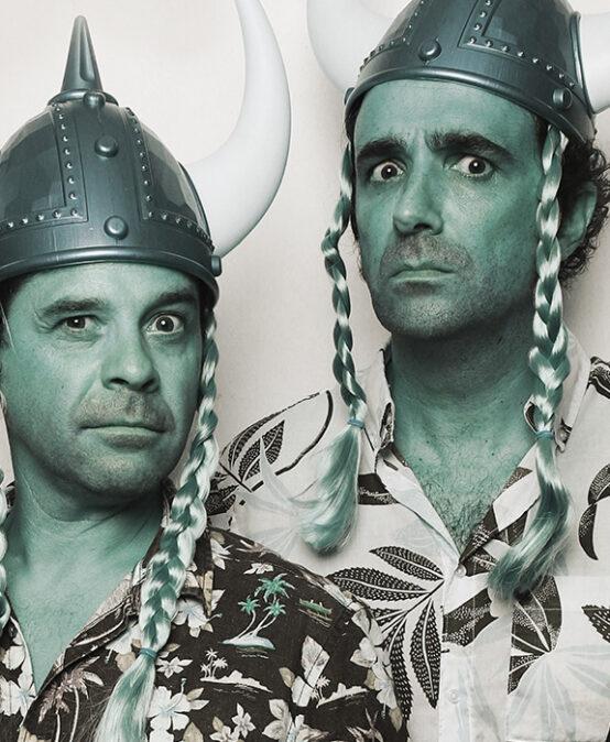 CICLE TEATRE D'HUMOR: De fora vindrem, a càrrec de Purna Teatre (Alcàsser)
