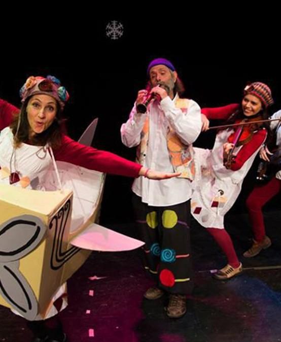 NAVIDAD #30TeatreRavalG: La Queboqueseria, de Rodamons Teatre