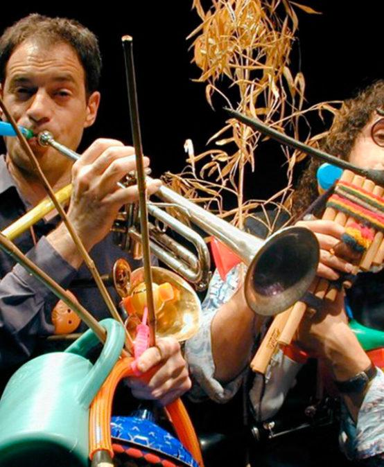 Teatre: Tot bufant amb Pep Gol i Pep Pasqual (Catalunya)