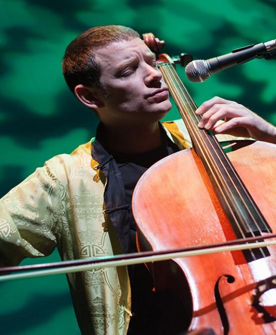 NADAL: Cello solo de Matthieu Saglio & Emilio Garrido (RNE-Radio3)