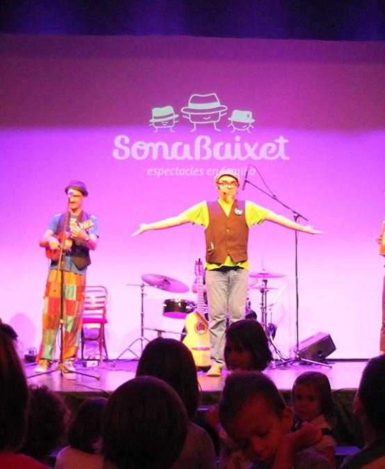 Dani Miquel i els Ma-me-mi-mo-músics