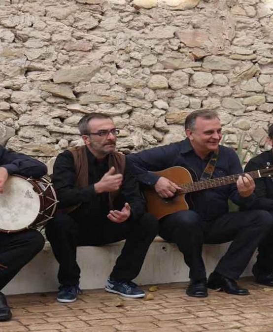 Baraca Folk. Concert de Falles