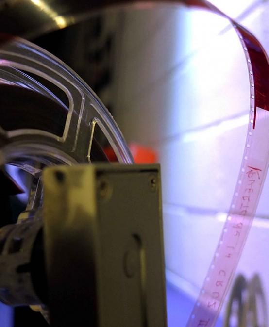 Petit Cinema del Raval. Curts en super-8