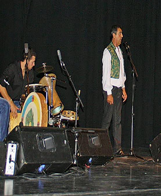 De banda a banda  Pep Gimeno 'Botifarra' i Ahmed Touzani