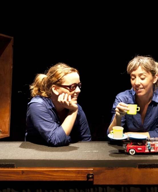 La fàbrica de joguines defectuoses  de Hop! Teatre (Castelló)