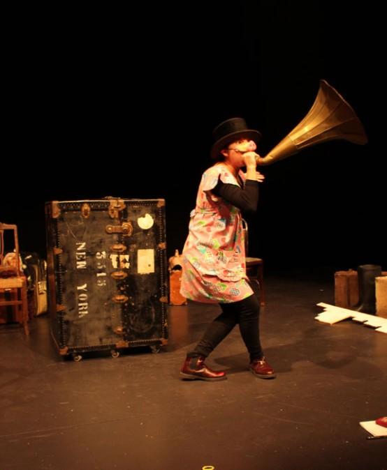 Hannah dels tres països de Teatre de la Sargantana (Palma de Mallorca)