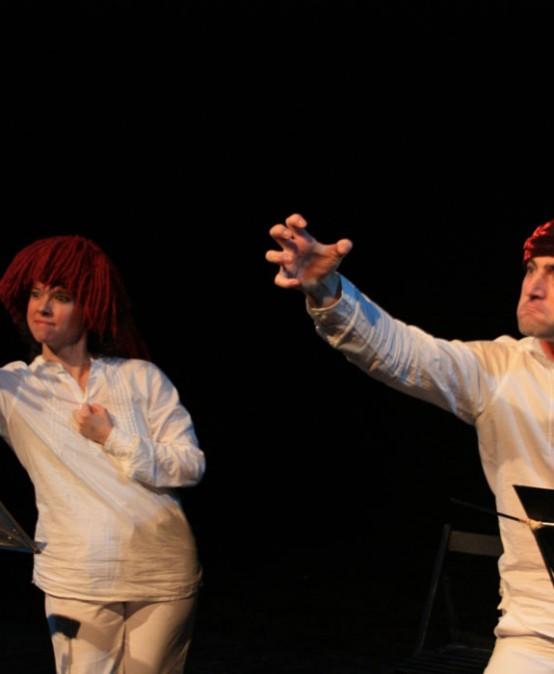 Tirant lo Blanc  de Crit Companyia de Teatre (València)