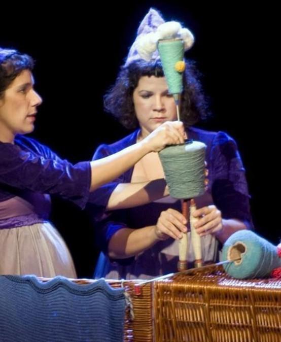 FESTA PRESENTACIÓ NOVA TEMPORADA:  Les fades de la Bella Dorment  de cia Disset Teatre (Mallorca)