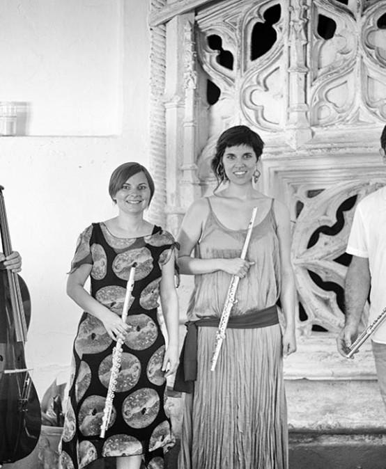 PER NADAL: La flauta a casa Bach de La Camerata de Talia