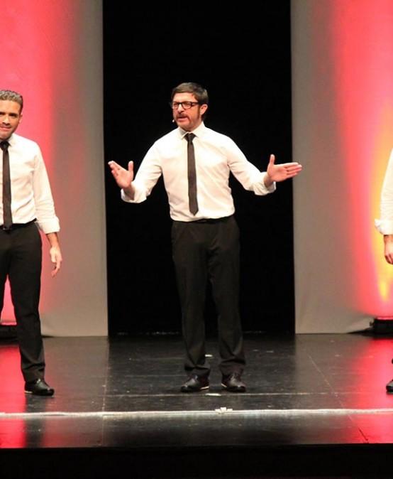 Trio Faraona d'Aiguamar Teatre (Gandia)