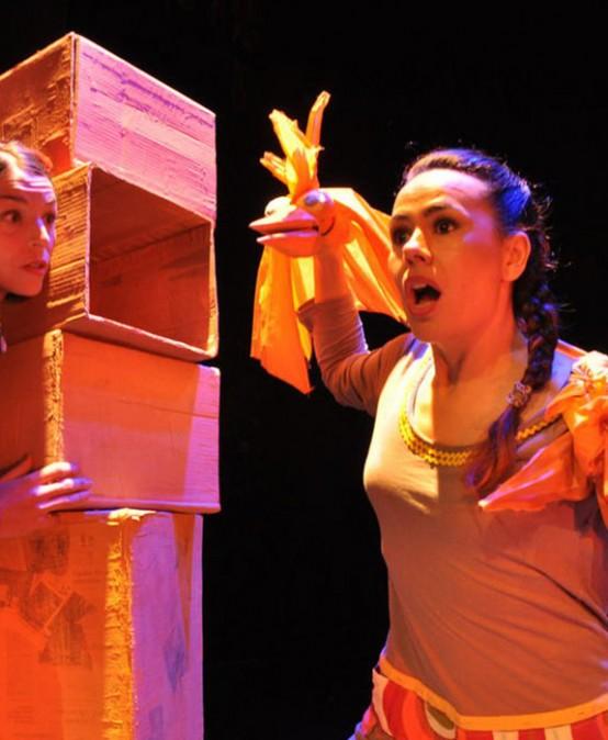 Un dia feliç, de La Monda Lironda Teatre (València)
