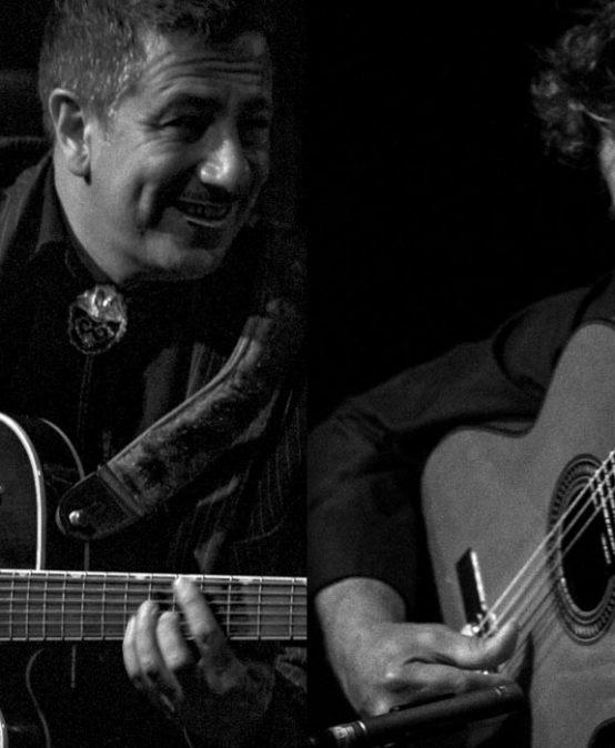 CICLE DE JAZZ: Radio Pesquera. Pablo Novoa & Nono García. Artistas en ruta
