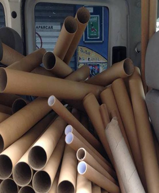 RRRR! Festival. Art i reciclatge: Taller 'Xaranga reciclada' i passacarrer