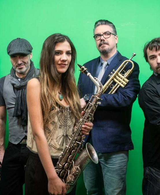 Eva Fernández Group. Concert GPS