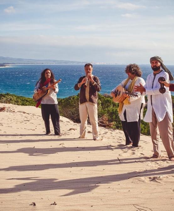 La Banda Morisca (Cadis) Concert GPS