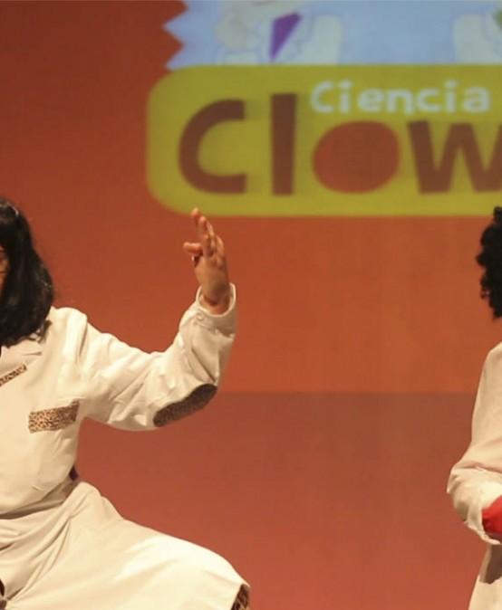 Ciència club clown, de Sala Negra (País Valencià)