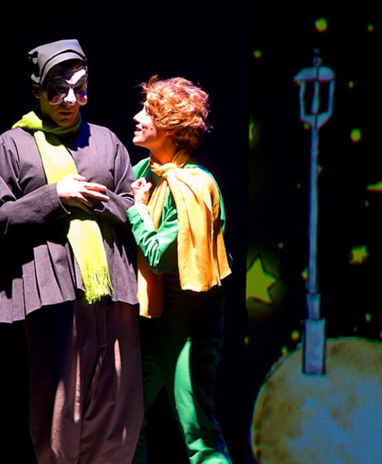 The Little Prince de COART+E Producciones (Madrid)