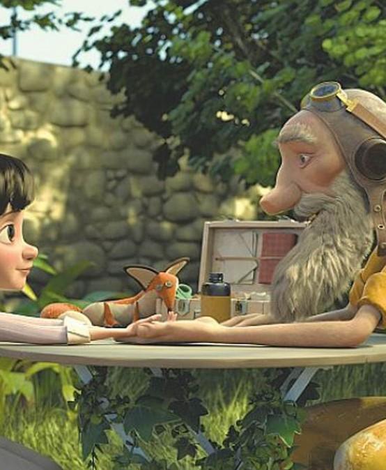 Cinema en valencià: El petit príncep