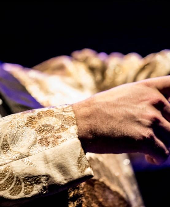 TEATRE DE VARIETATS: El Calbaret (Sant)