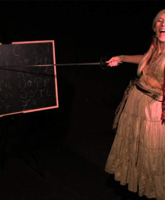 TEATRE ESCENA LOCAL: La dama boba  de Lope de Vega. Cía. Teatro Clásico El Carro de Verona