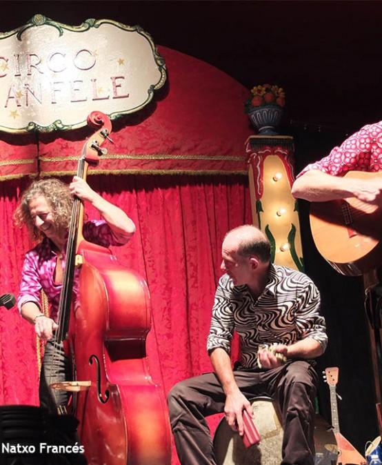 FESTIVAL HOSTES (CABARET): Gran Teatro Amaro, La Petita Orquestra Peiotaire
