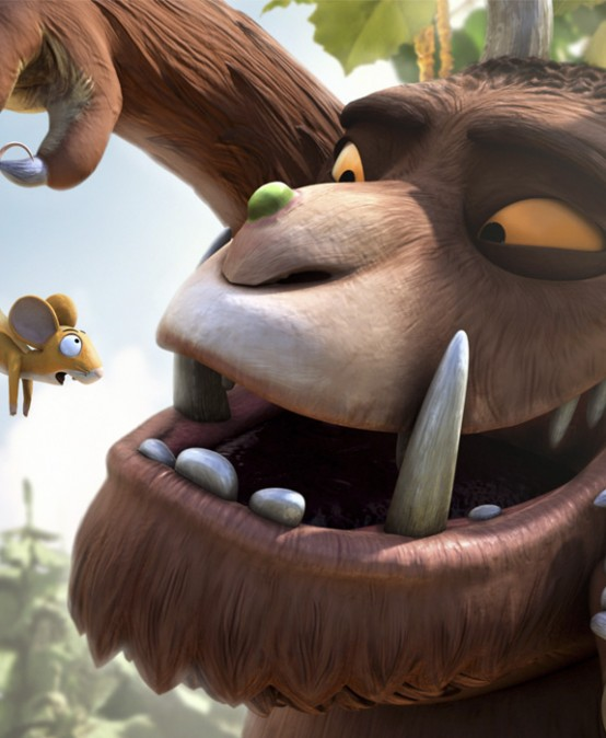 CINEMA D'ANIMACIÓ EN VALENCIÀ: El grúfal, basada en el best-seller de Julia Donaldson