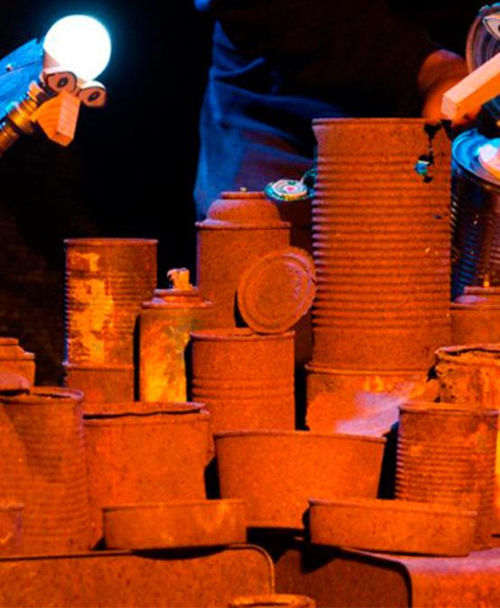 El rei Mides i les metamorfosis d'El Ball de Sant Vito (País Valencià) | RRRR! Festival d'art i reciclatge