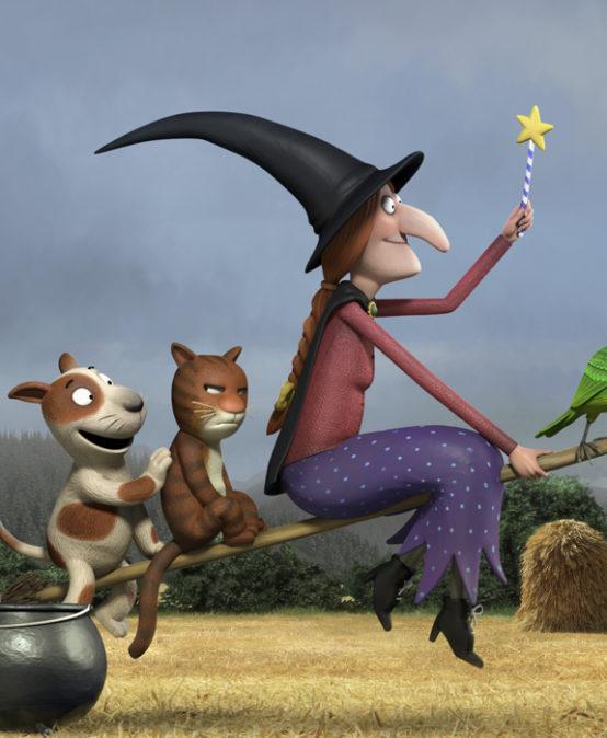 CINEMA EN VALENCIÀ: El Nadal del señor Branquilló i L'escombra voladora