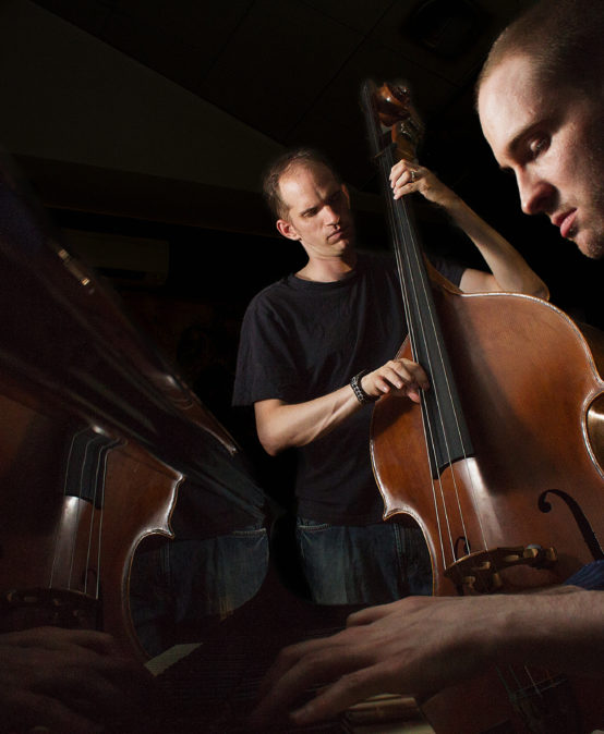FESTIVAL HOSTES (JAZZ): JPMB Trio (EUA–Anglaterra) Tip&Toes (País Valencià)
