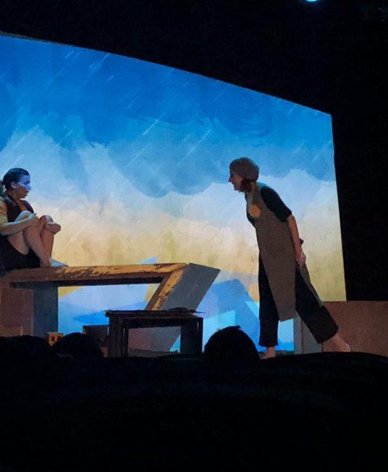 TEARTE – MULTIMÈDIA: Salüq de Maquinant Teatre (País Valencià)