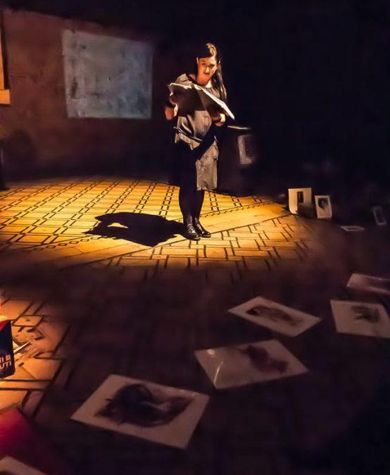 Teatro María La Jabalina de Companyia de Teatre Hongaresa | VI Jornadas Republicanas de la Safor