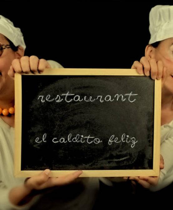 TEATRE: La gran recepta de Mina i Zeta,  de Huit Teatre (País Valencià)