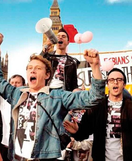 ESO I BATXILLERAT: Cinema en valencià: Pride