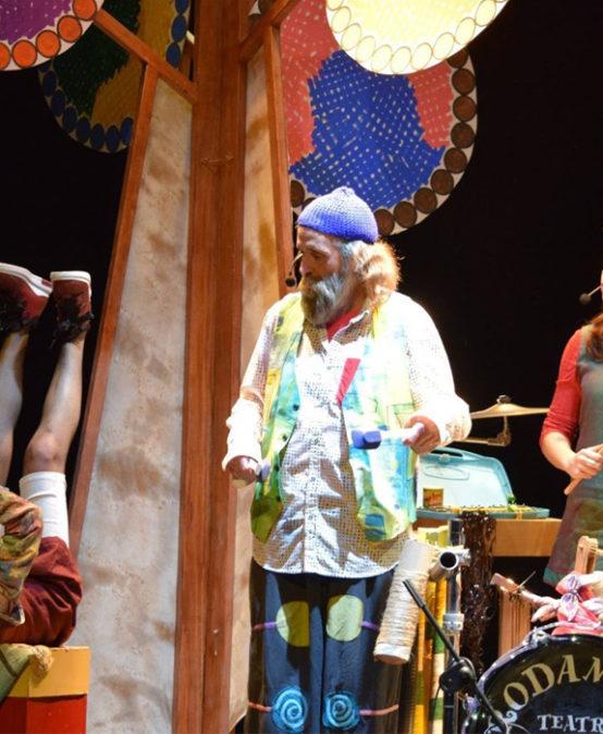 PRIMÀRIA: Emocioanant, de Rodamons Teatre