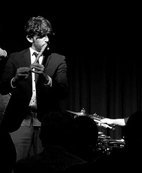 HOSTES MEDITERRANI: Andrés Belmonte Trio