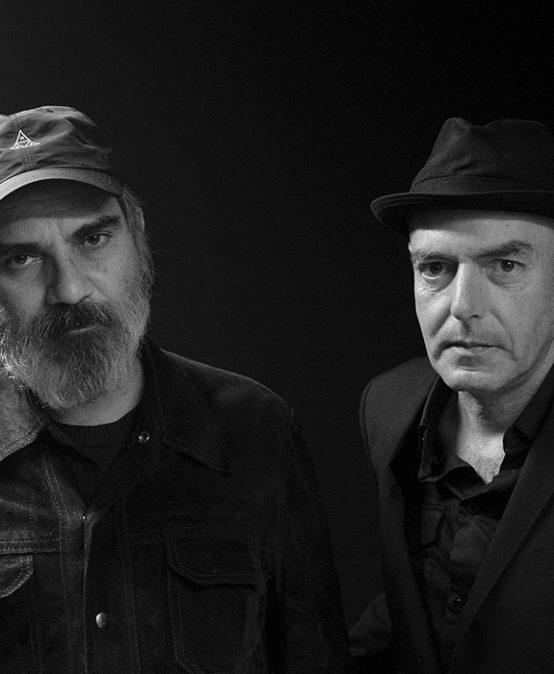 HOSTES AVANT-POP: Antonio Arias & Fernando Alfaro