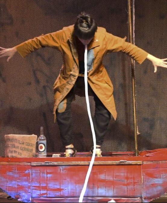 CHRISTMAS: Hai, la pescadora de somnis, Cia. Giramàgic (Barcelona)