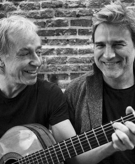 NAVIDAD: TEATRO – MÚSICA: Mucho más que dos, con Alberto Sanjuan & Fernando Egozcue (Madrid)