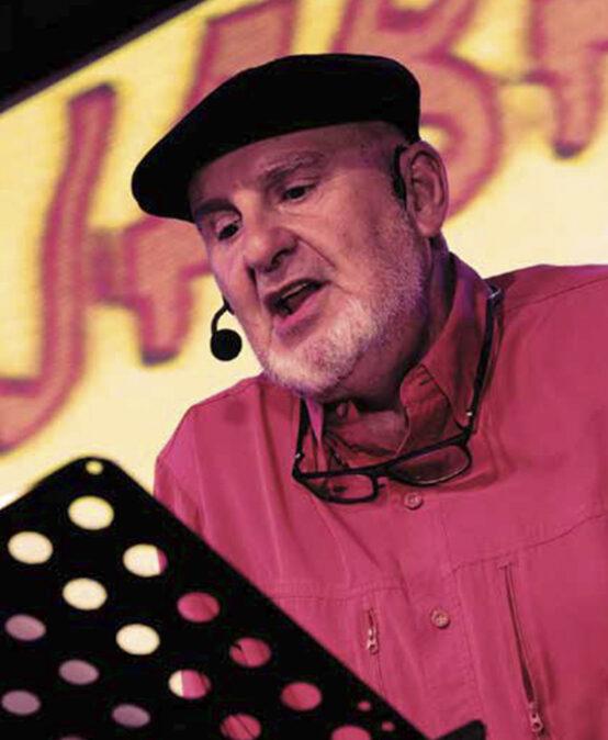 HOSTES SPOKENWORLD: Antón Reixa presenta Melancoholemia (vida de Mamarracho)
