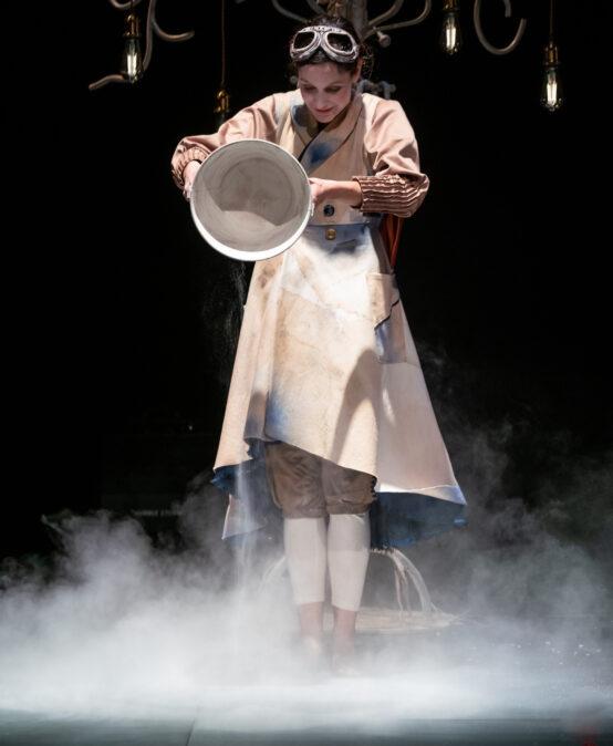 TEATRO DE MARIONETAS: Alma, Cia. LaBú Teatre (Cataluña)