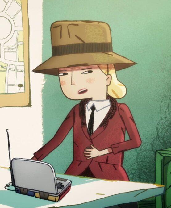 CINE EN VALENCIANO: Àgata, la meua veïna detectiu. Dirigida por Karla Bengtsson (Dinamarca)